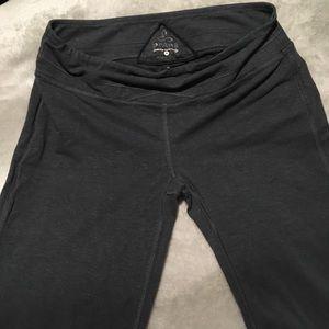 Prana Hemp/Cotton Blend Bootcut Yoga Pants